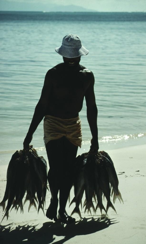 Fiskfångst, Seychellerna