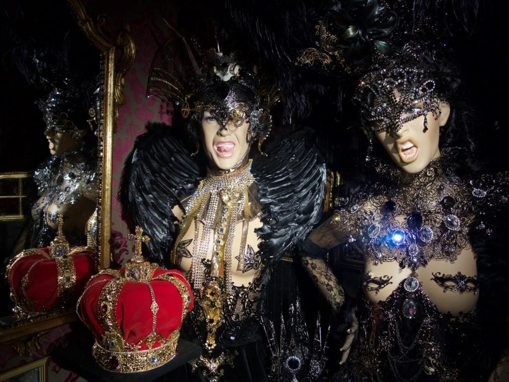 Inför karnevalen, Venedig