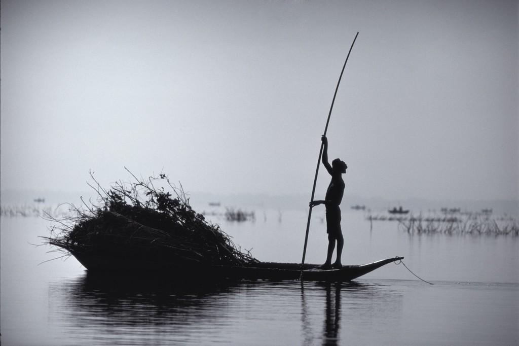 Stillsam transport, Benin