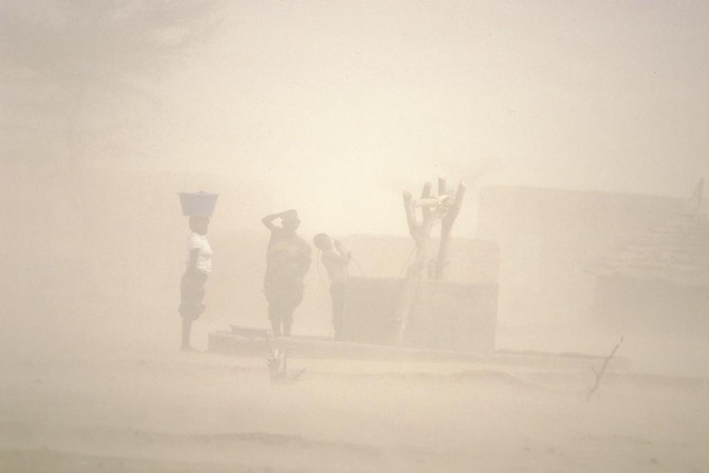 Sandstorm, Sahel, Senegal