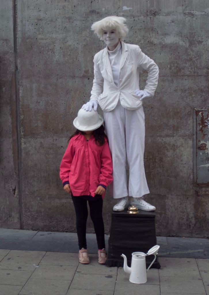 Levande staty