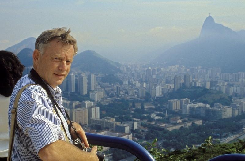 I Rio de Janeiro 1992 - FNs miljökonferens 20 år efter Stockholm. Foto: Peter Hanneberg