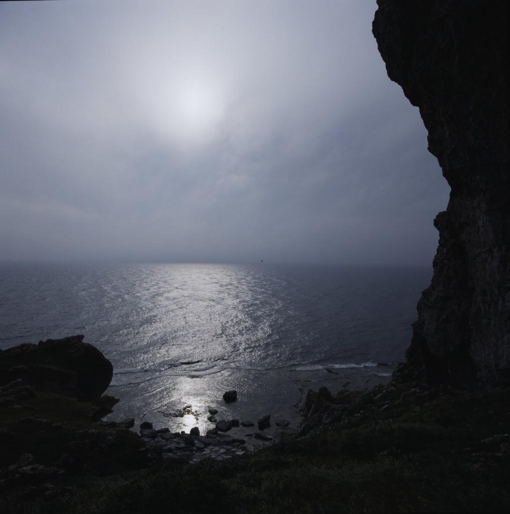 Kvällssol, Lilla Karlsö